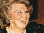 Oud restaurant ontvangt koningin