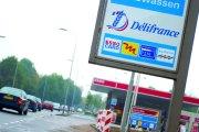 AH concurrent Delifrance in benzinestations