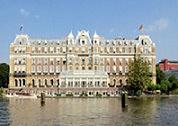 Amstel Hotel pakt internationale prijzen