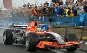 Regen krijgt Bavaria City Racing niet klein