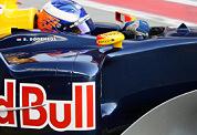 Red Bull achter sensationele racestunt