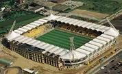 Hotel in voetbalstadion Roda JC