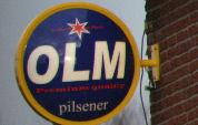 Olm Bier weg uit Winschoten