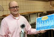 Oud cateringmanager wint wedstrijd lekkerste saus van Nederland