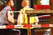 Imac doodgeschoten in Amsterdams restaurant