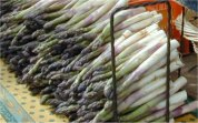 Restaurant veilt langste asperge
