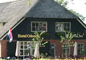 Brand verwoest hotel in Odoorn