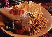 Traditionele pubmaaltijden worden Mexicaans