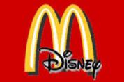 McDonald's breekt met Disney