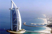 Spectaculaire hotelplannen in Dubai