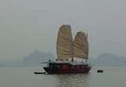 Nederlanders investeren in Vietnamese hotelboten