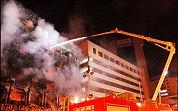 Vijf doden bij hotelbrand in China