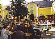 Duitse buitencafés langer open
