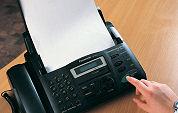 Fax overtroeft internet als bestelmiddel