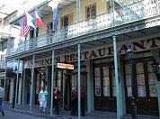 Nieuwe ramp voor restaurants in New Orleans