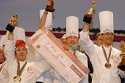 Japan wint WK Patisserie