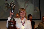 Vrouwelijke talenten domineren kasteleinswedstrijd