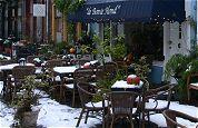 Horeca in greep van sneeuwval
