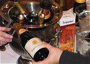 Champagnefestijn in Kurhaus