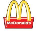 McDonalds bij Leeuwarden volledig uitgebrand
