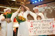 Koksmuts-winnaar Poldervaart geïnspireerd door dochter