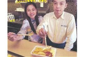 Verantwoord Frituren verkrijgbaar in het Chinees