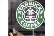 Chinese namaker Starbucks beboet