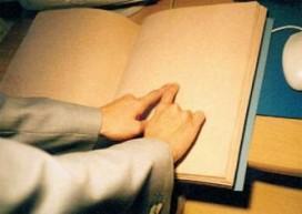 'Restaurants moeten braille-menukaart aanbieden