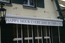 Britse pubs schrappen happy hour