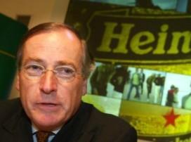 Topman Ruys weg bij Heineken