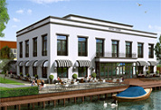Bouw restaurant Hotel Leiden van start