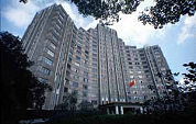 Beursgang Chinees hotelstaatsbedrijf