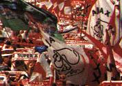 Wegrestaurant doel van Ajax-fans