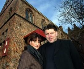 Jonnie en Thérèse Boer maken hotel van gevangenis