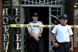 Bomexplosies in hotels in Istanbul