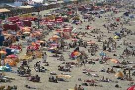 Standtoerisme in gevaar door tekort strandwachten