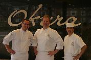 Okura culinaire hotspot Amsterdam