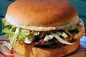Geen hamburgerreclame meer voor dikke kinderen