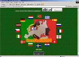 Zibb.nl/horeca start met EK-voetbalpool