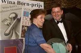Wina Born-prijs voor Janny de Moor