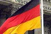 Winkeliers tegen anti-Duits affiche