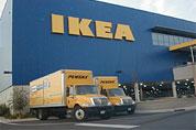 Ikea werft uit België klanten Nederland