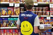 Wal-Mart staakt strijd om bankdiensten