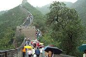 Theehuizen moeten van Chinese Muur verdwijnen