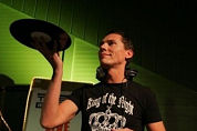 DJ Tiësto vindt z'n draai in catering