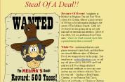 Vijfhonderd tacos beloning voor informatie over inbraak