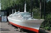 Exploitatie cruiseschip maart 2008