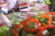 Haringparty's overspoelen Nederland