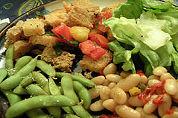 Cateringtest: 'Groente niet herkend