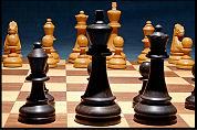 Cafés Vught in teken schaaktoernooi
